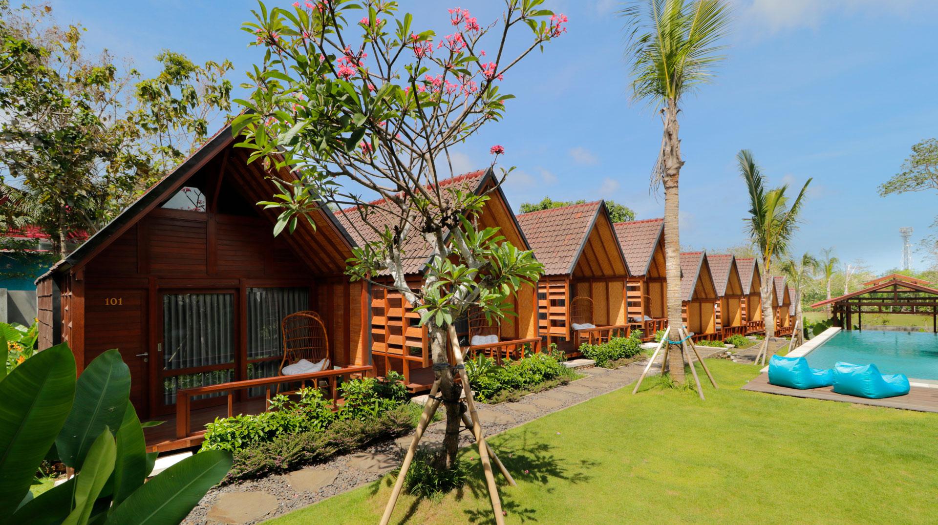 Garden Litus Bingin Uluwatu