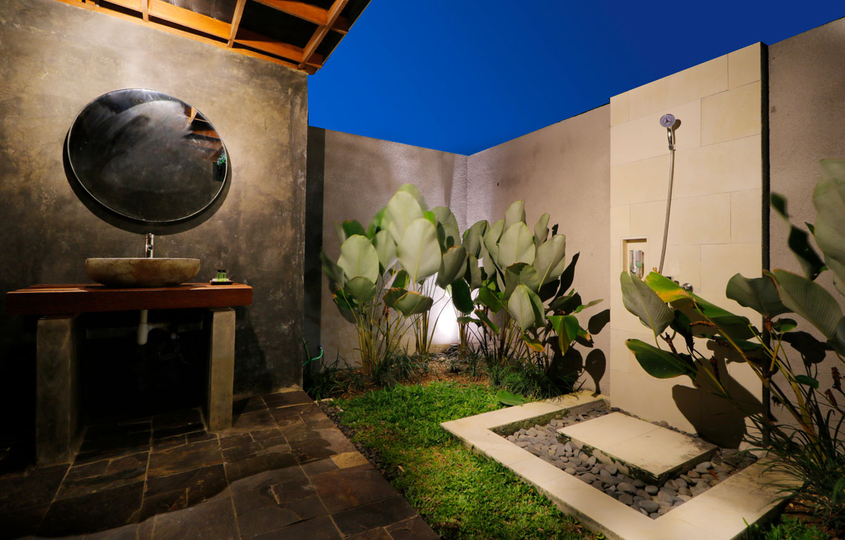 Facilities Litus Bingin Uluwatu Bali