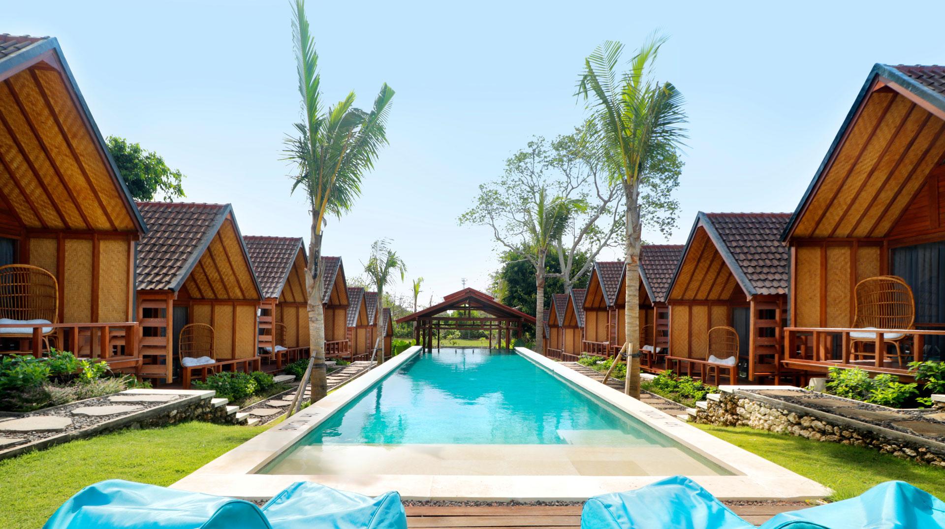Pool Litus Bingin Uluwatu Bali